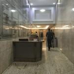 Hall de entrada do Edifício Cepavi